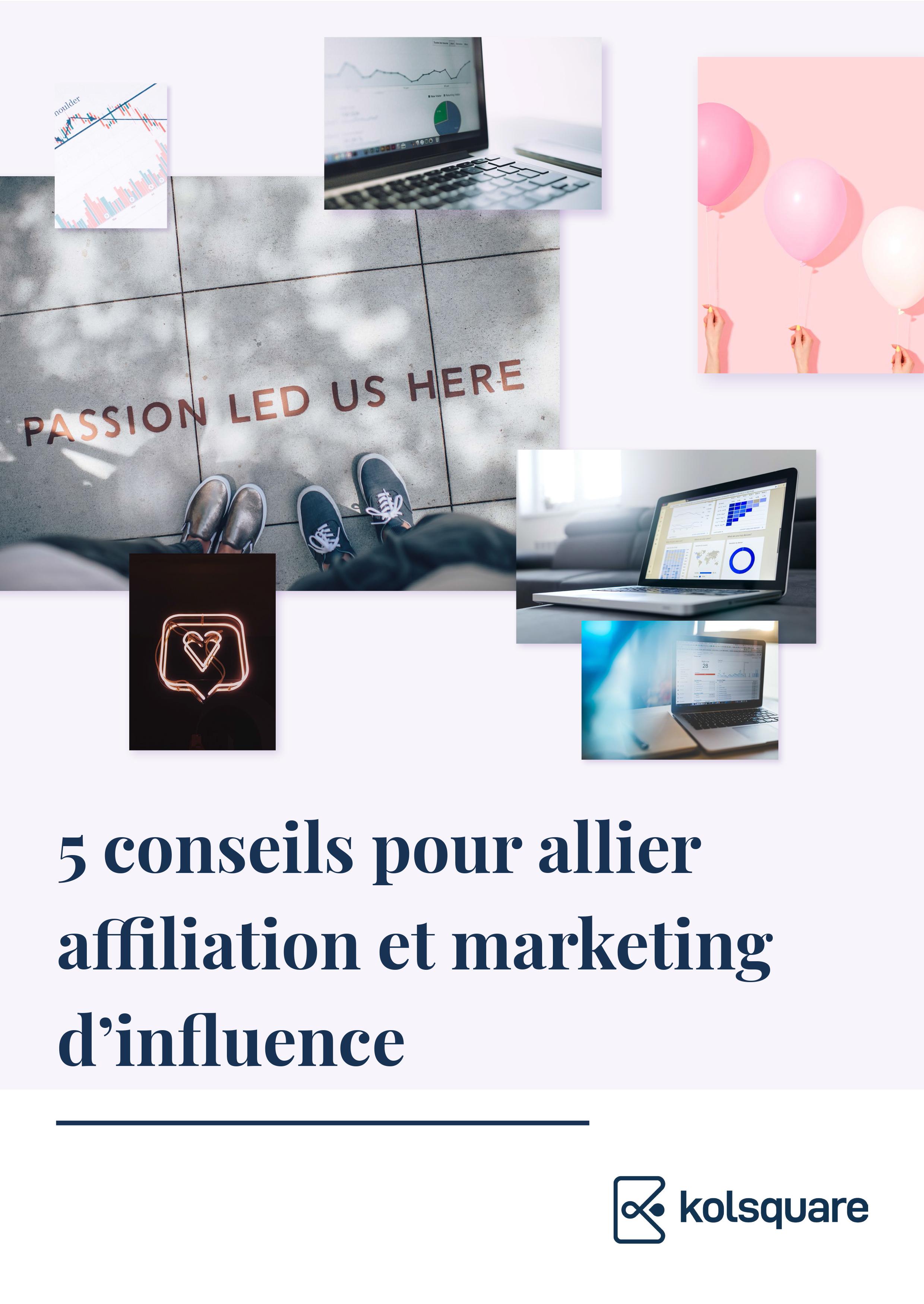 Dossier Affiliation et IM FR cover