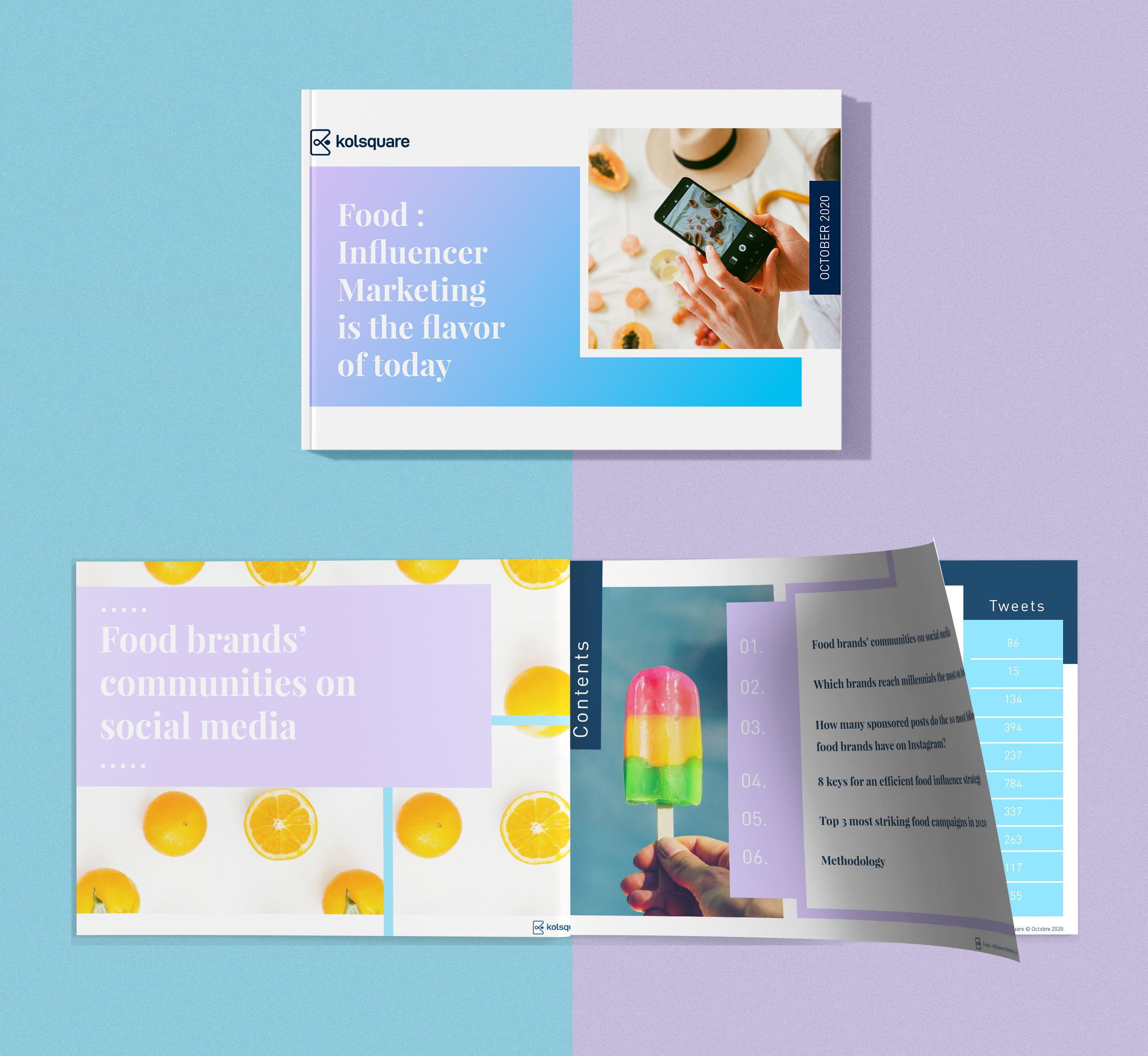 food en pages